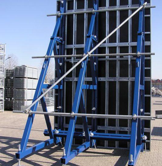 Опалубка для одностороннего бетонирования