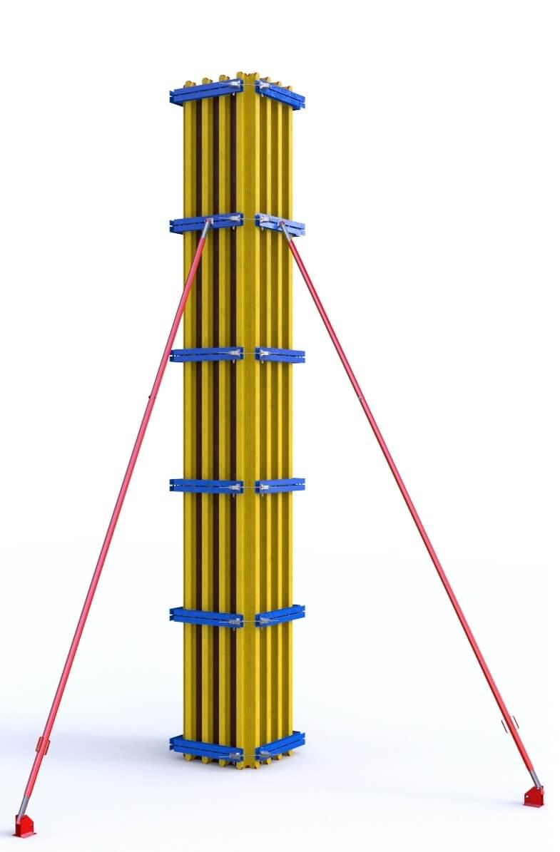 Балочно-ригельная опалубка