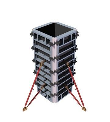 Алюминиевые колонны