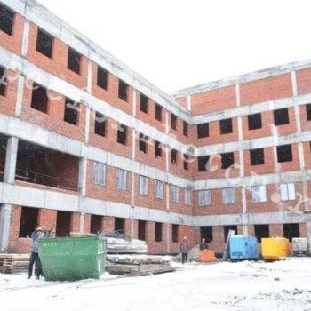 Опалубка онкологического центра